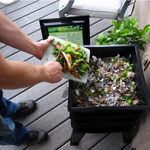 Worm Factory Garden Composter
