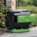 Hot Frog Plastic Composter
